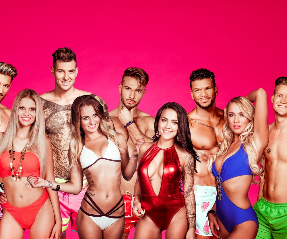 Kandidatinnen (vlnr): Sabrina, Mike, Stephanie, Jan, Linda, Julian, Elena, Andre, Chethrin, Silvain, Annika