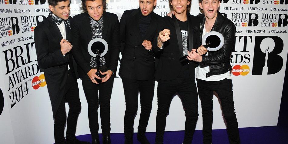 One Direction: Werden sie zu Punk-Rockern?