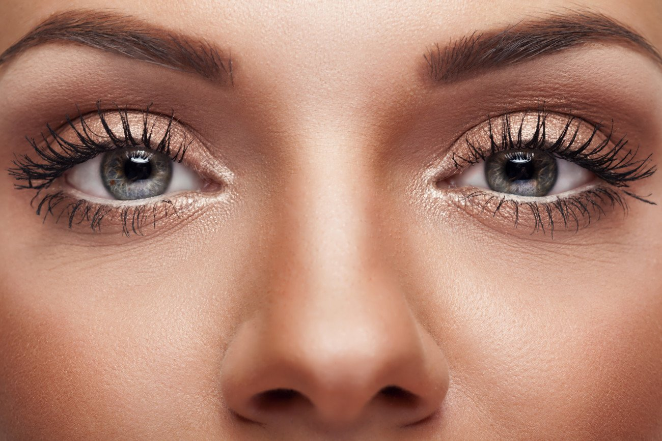 Perfekte Augenbrauen