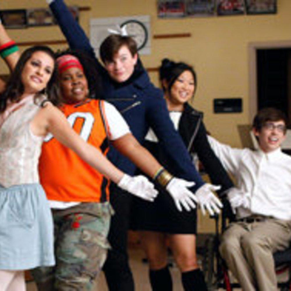 Glee bei YouTube: Die coolsten Videos