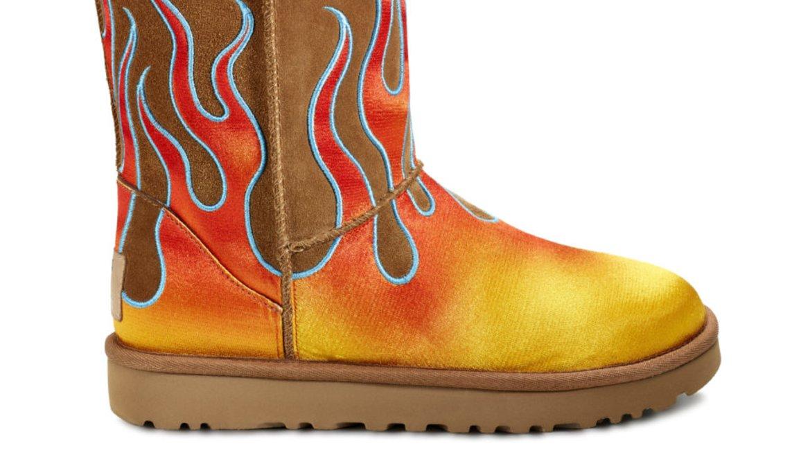 release date: e268c 139e3 Ausgefallen: Die Schuhe von UGG x Jeremy Scott | desired.de
