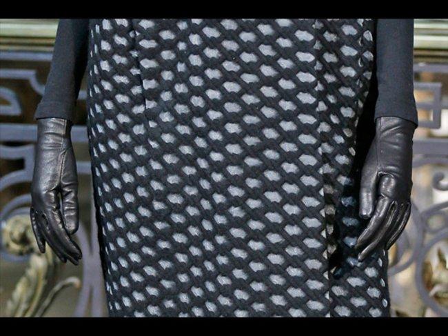 Lederhandschuhe Bill Gaytten für John Galliano