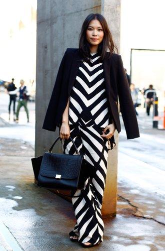 Asiatin bei der Australia Fashion Week
