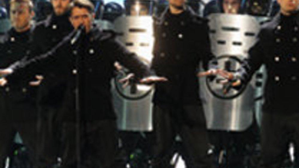 Brit Awards: Take That vs. Plan B
