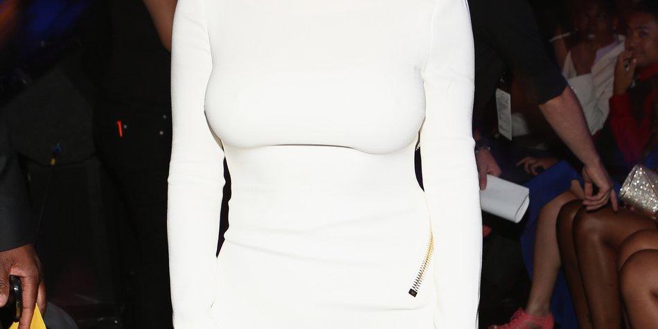Kim Kardashian ist ab sofort Mrs. West
