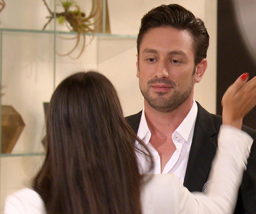 Yeliz gibt Daniel eine schallende Ohrfeige, die nicht nur ihn sprachlos macht.