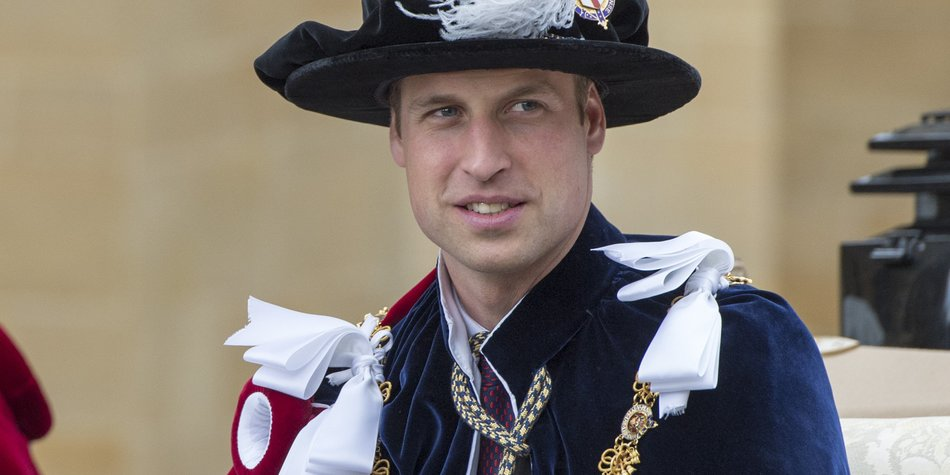 Prinz William ist der beliebteste Royal