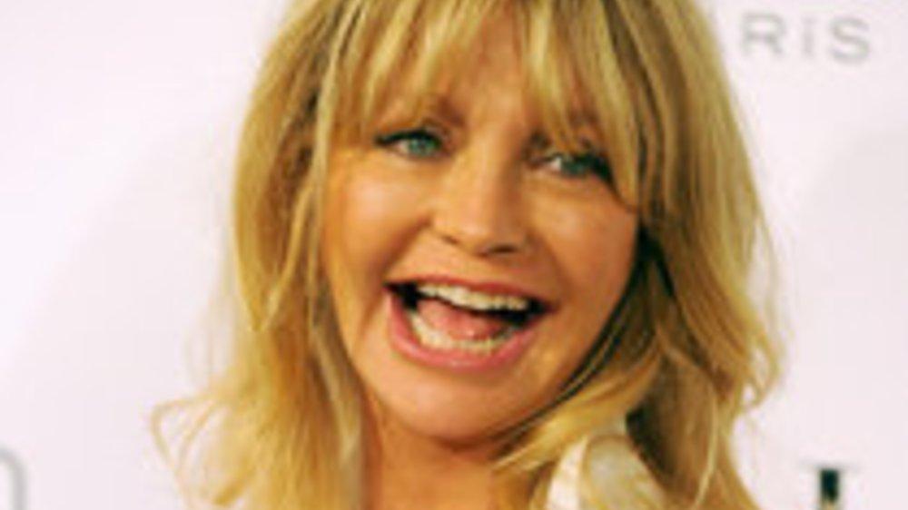 Goldie Hawn wollte eigentlich nie ein Star werden