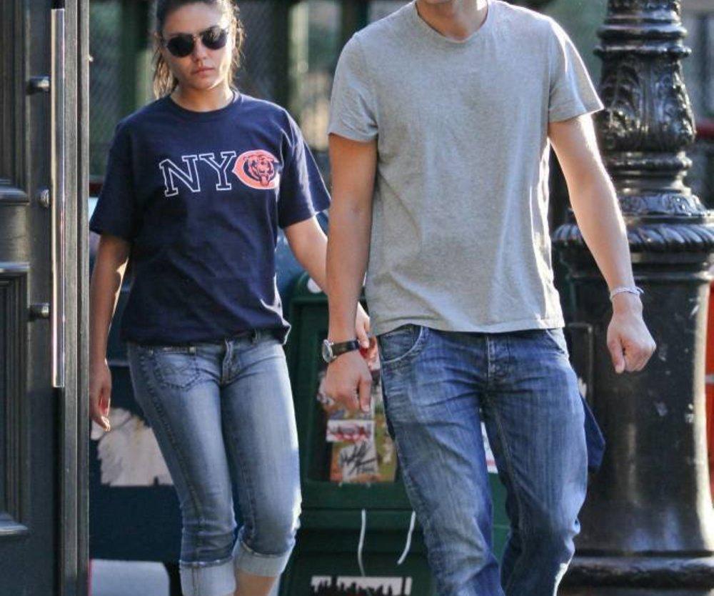 Ashton Kutcher und Mila Kunis: Erst Scheidung, dann Kinder!