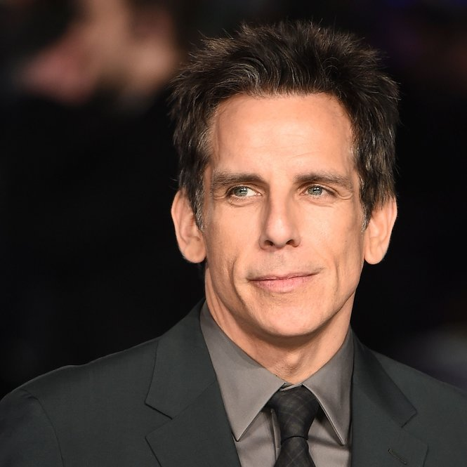 "LONDON, ENGLAND - DECEMBER 15:  Ben Stiller attends the UK Premiere of ""Night At The Museum: Secret Of The Tomb"" at Empire Leicester Square on December 15, 2014 in London, England.  (Photo by Ian Gavan/Getty Images)"
