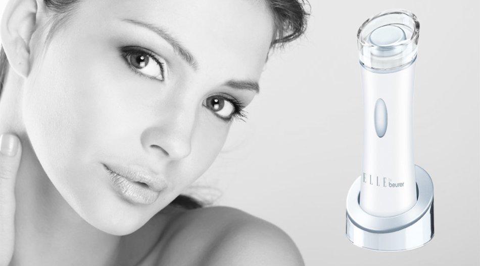 Ultraschall-Gesichtsbehandlung