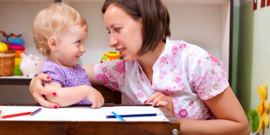 Kinderbetreuung soll verbessert werden