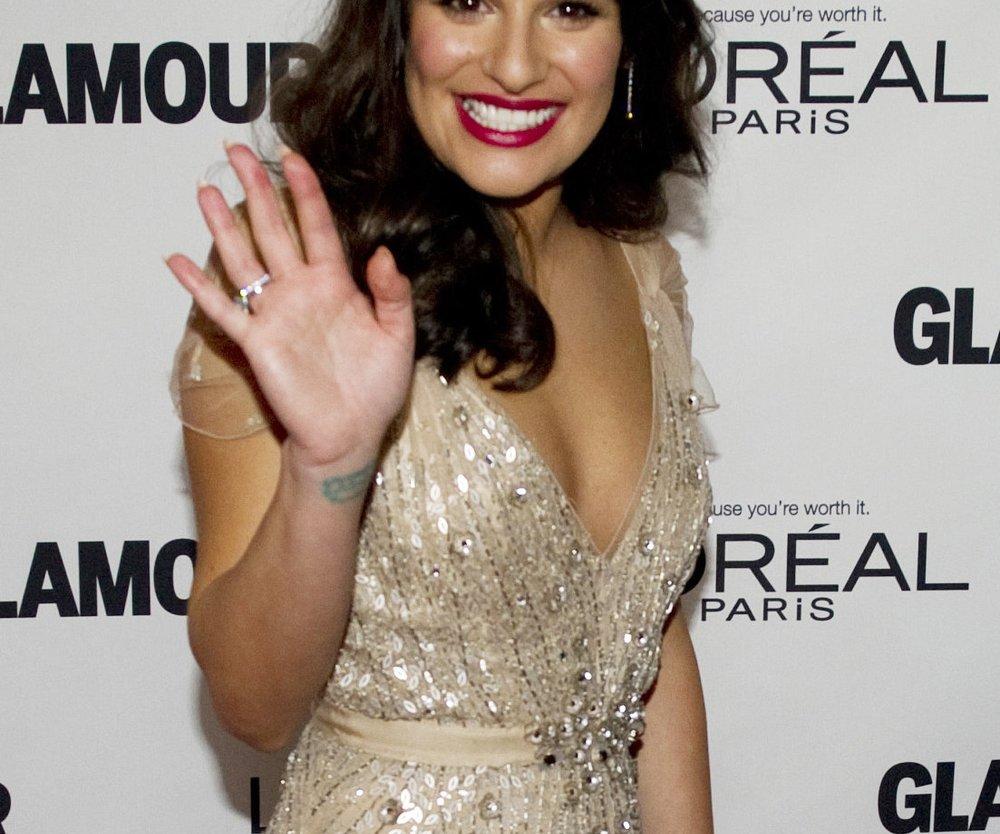 Lea Michele: Singen ist ihre große Liebe