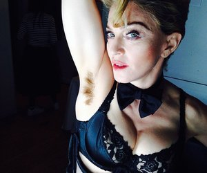 Madonna: Mut zum Achselhaar