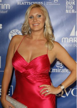 Magdalena Brzeska hat geheiratet.