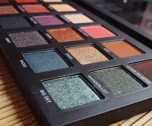 Ich teste die Born To Run Palette von Urban Decay