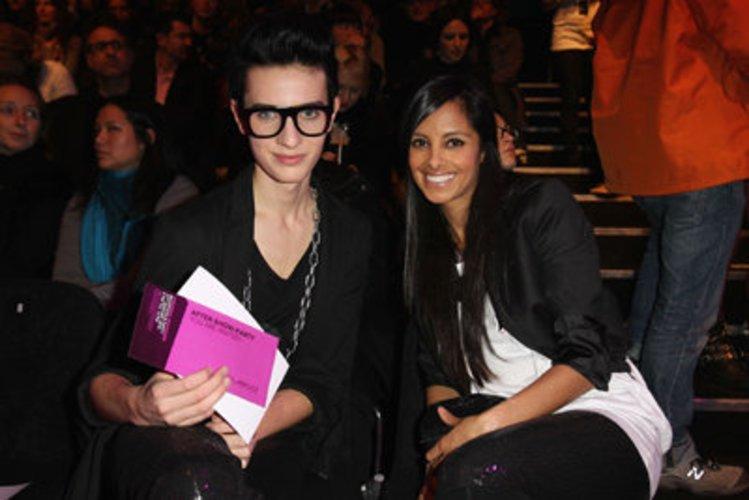 TV-Star Collien Fernandes drehte mit Shaggy Musikvideos