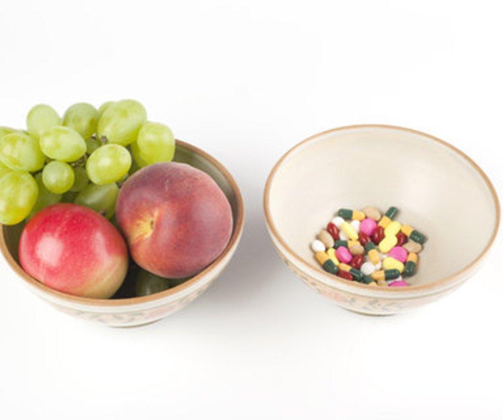 Nahrungsergänzungsmittel ungesund