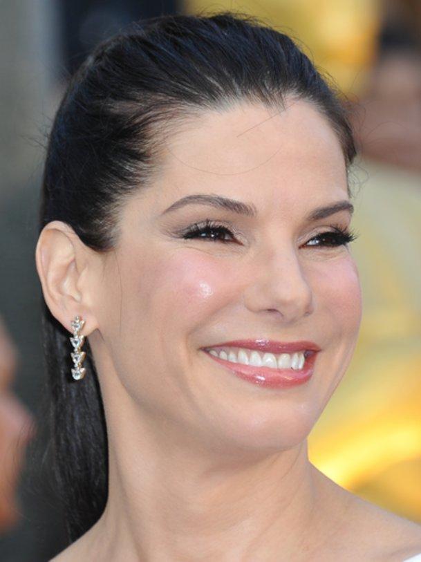 Sandra Bullock bei den Oscars 2012