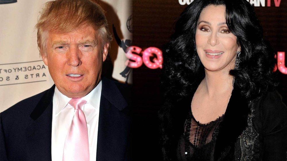 Cher zickt gegen Donald Trump via Twitter