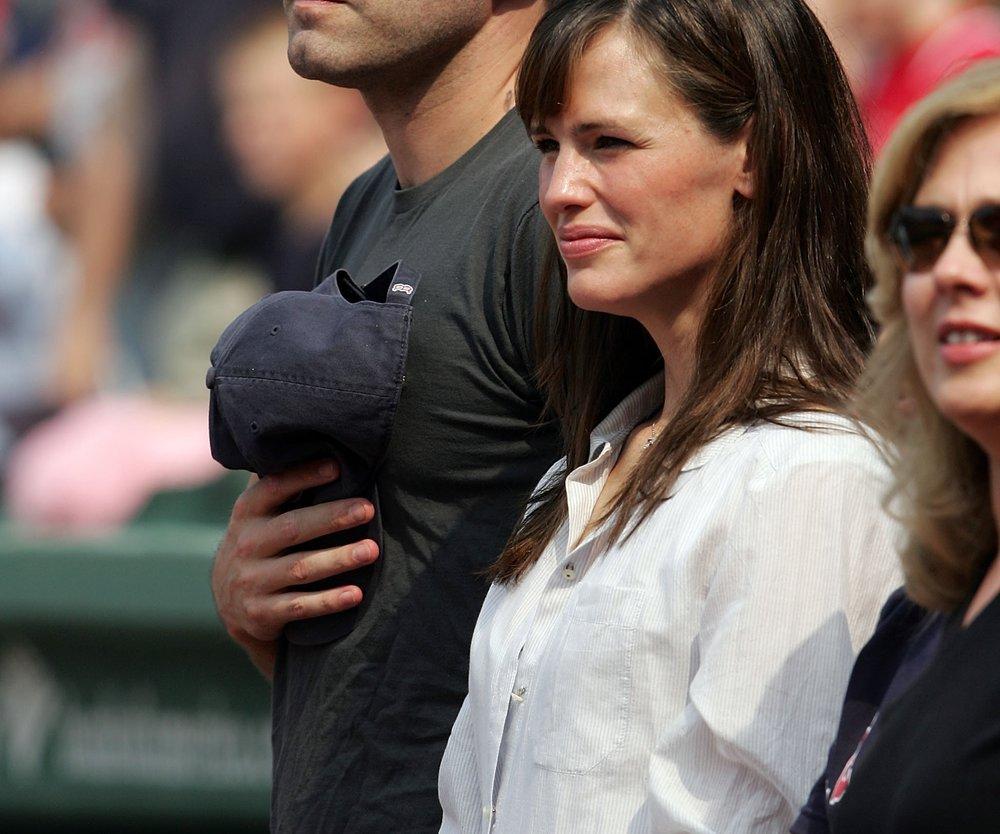Ben Affleck und Jennifer Garner flüchten