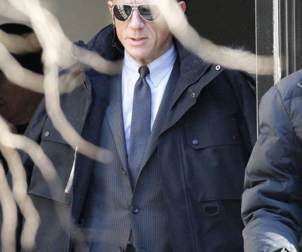 Daniel Craig eröffnet die Olympischen Spiele