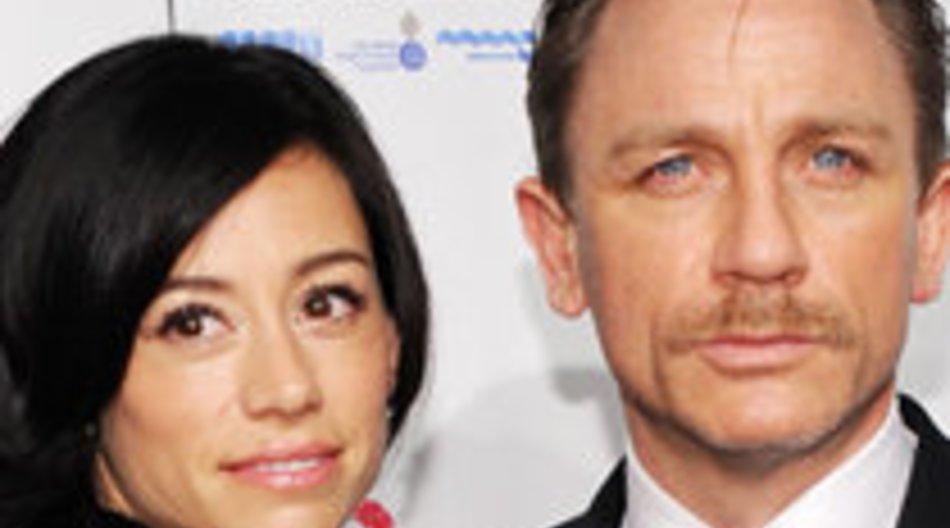 Daniel Craig: Verliebt, Verlobt, Verheiratet?