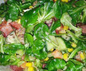 Dressing für Feldsalat