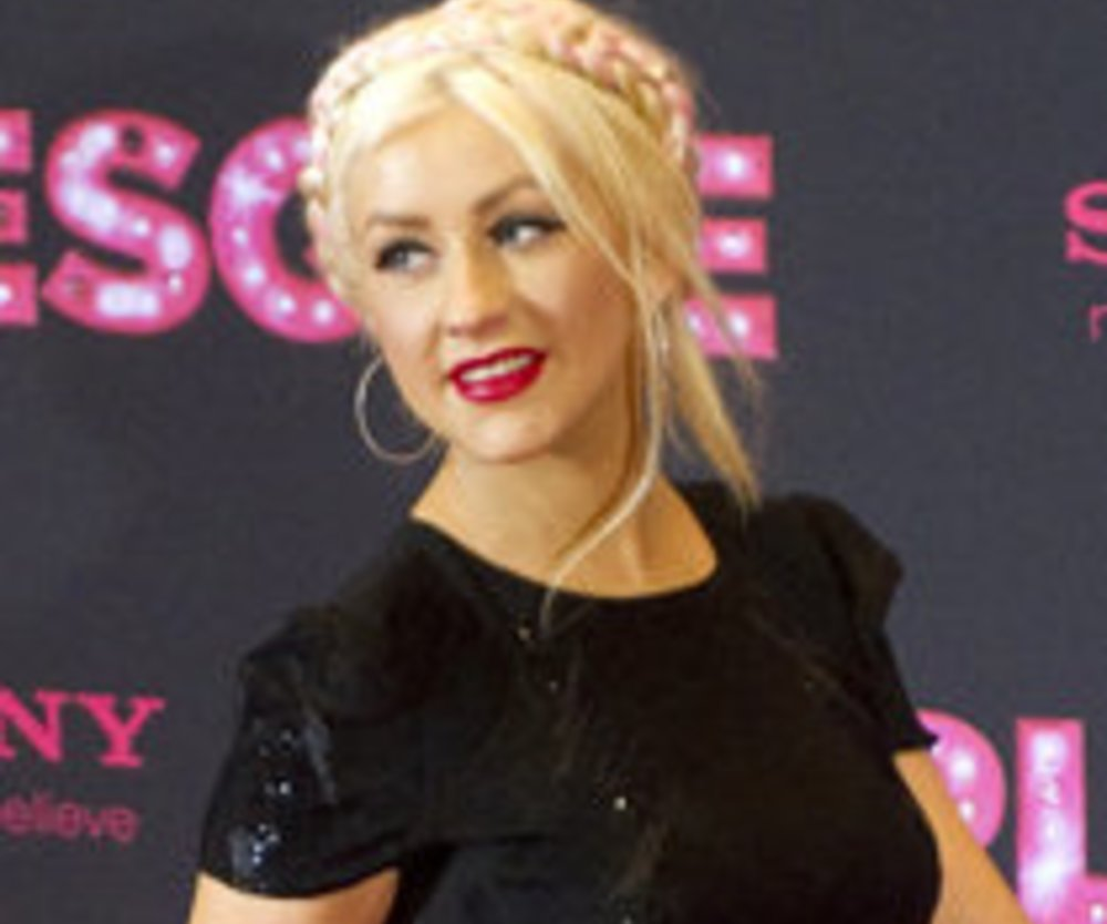 Christina Aguilera im Interview