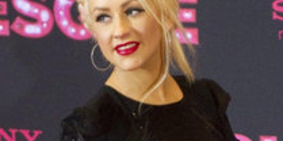 Christina Aguilera im Interview