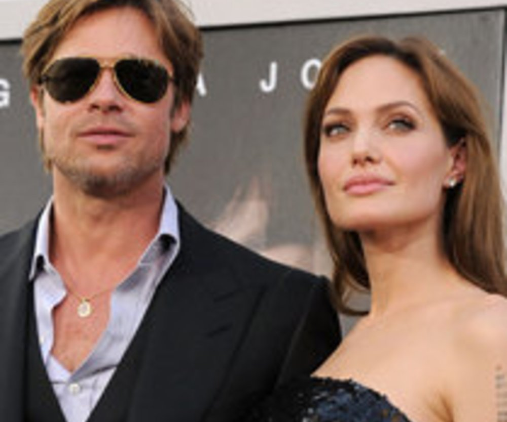 Brad Pitt und Angelina Jolie: Ausflug mit der Familie