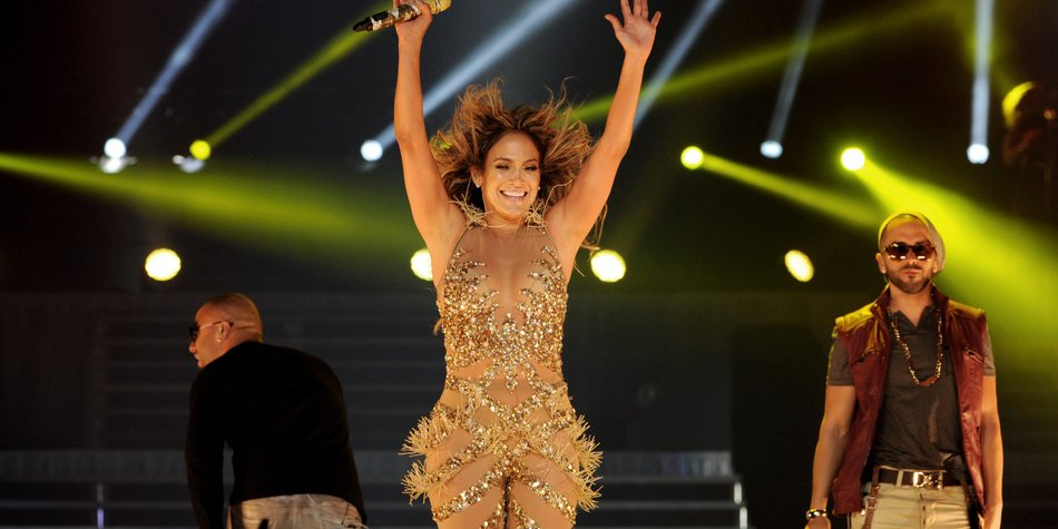 Jennifer Lopez hätte in Castingshows keine Chance