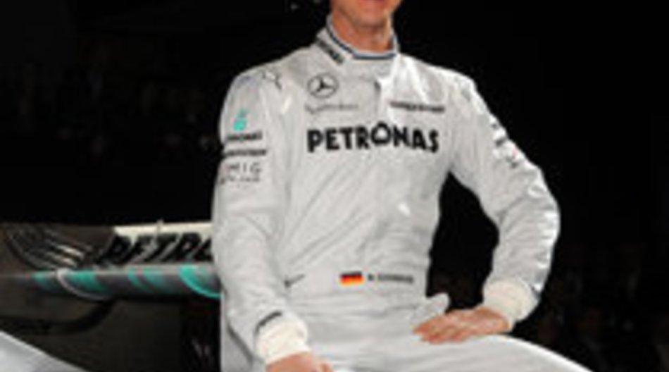 Michael Schumacher: Bereit für die WM