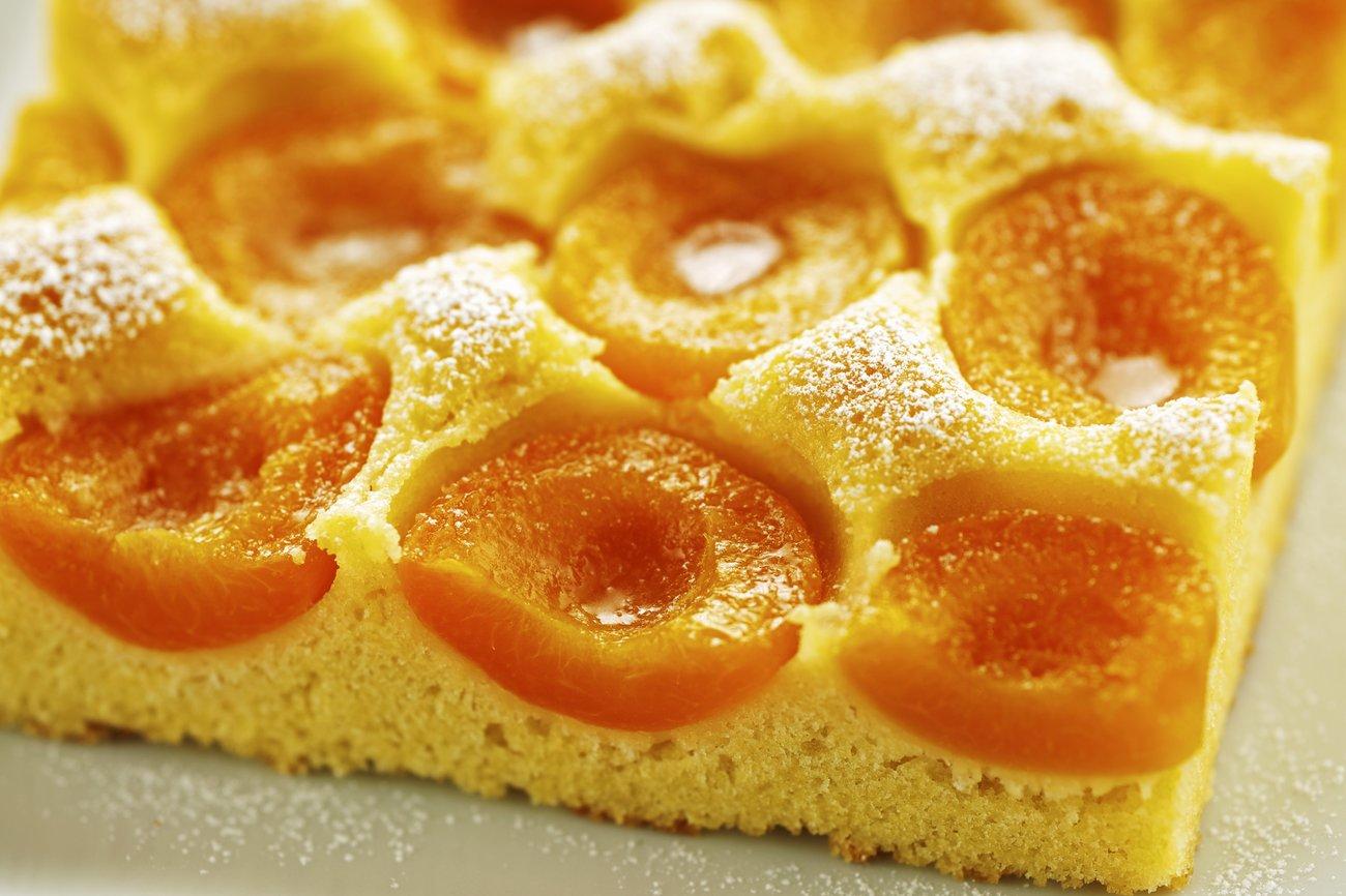 Aprikosenkuchen Muttertag