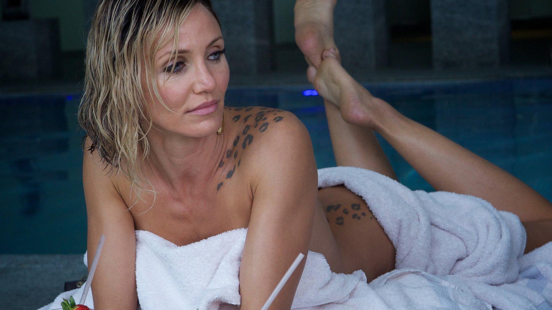Deutsche schauspielerinnen erotische Am Meisten
