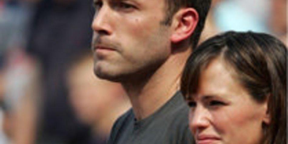 Jennifer Garner und Ben Affleck: Familientag im Park