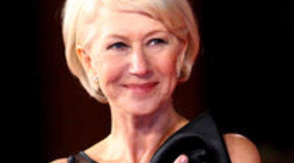 Helen Mirren wird wieder zur Queen