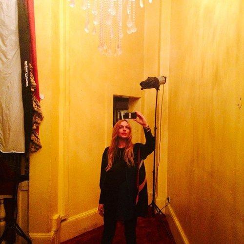 Lindsay Lohan steht in London auf der Bühne