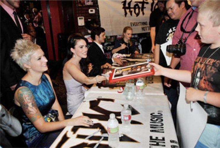 Hollywoodstar Megan Fox