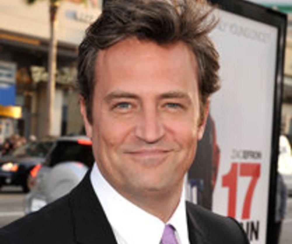 Friends-Star Matthew Perry startet eigene Comedyserie