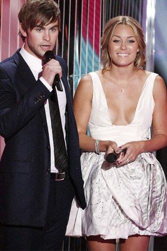 Chace Crawford und Lauren Conrad