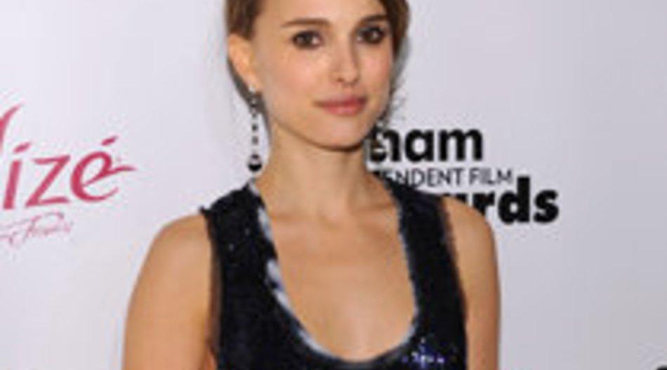 Natalie Portman frisch verliebt?