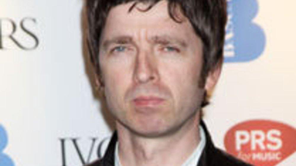 Noel Gallagher ist ein Faulpelz