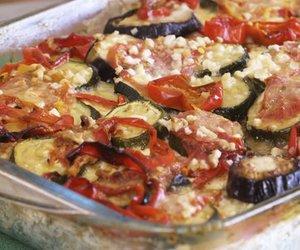 Gemüseauflauf kalorienarm