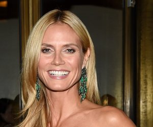 NEW YORK, NY - OCTOBER 19: Model Heidi Klum attends the Angel Ball 2015 hosted by Gabrielle's Angel Foundation at Cipriani Wall Street on October 19, 2015 in New York City. (Photo by Nicholas Hunt/Getty Images for Gabrielle's Angel Foundation)