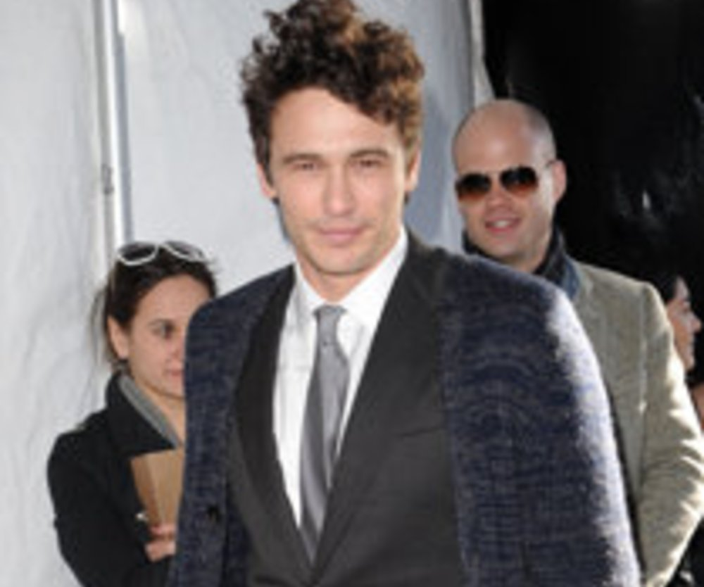 James Franco dreht Dokumentation