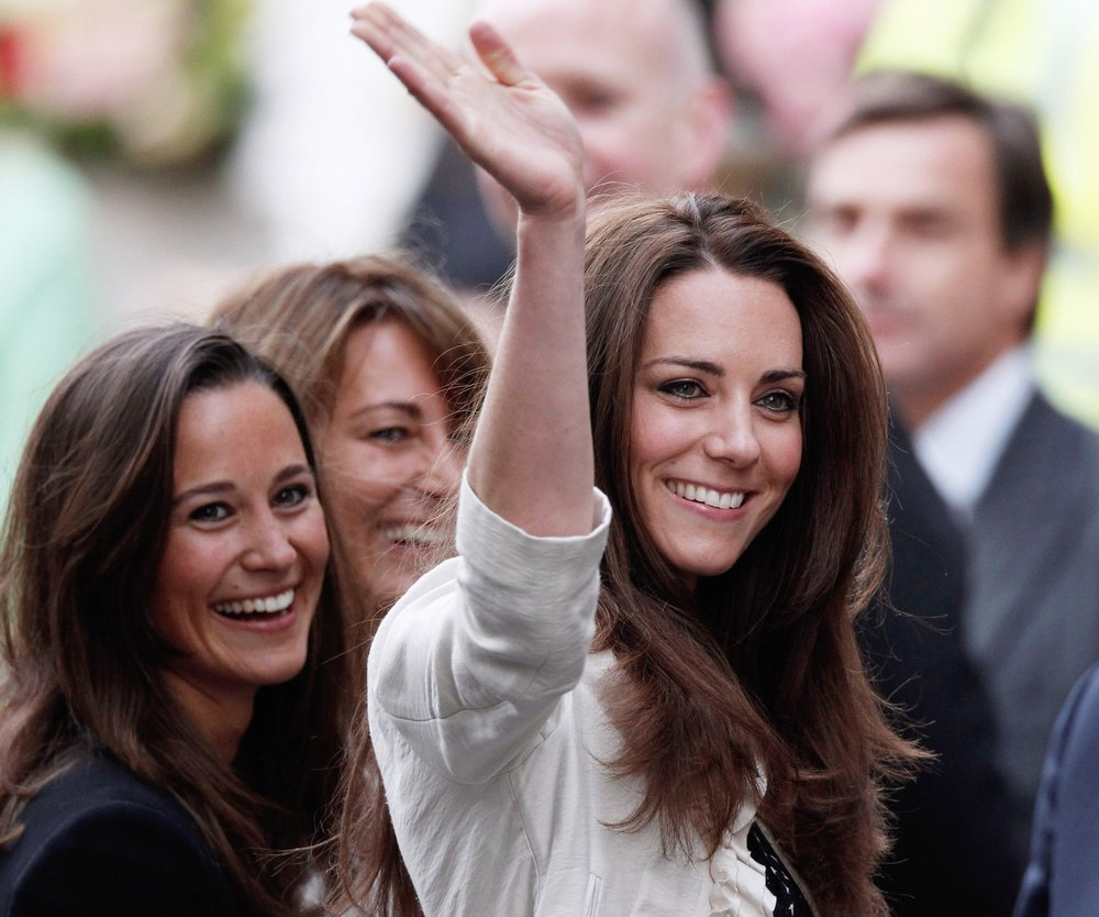 Kate Middleton hat Stress mit Schwester Pippa