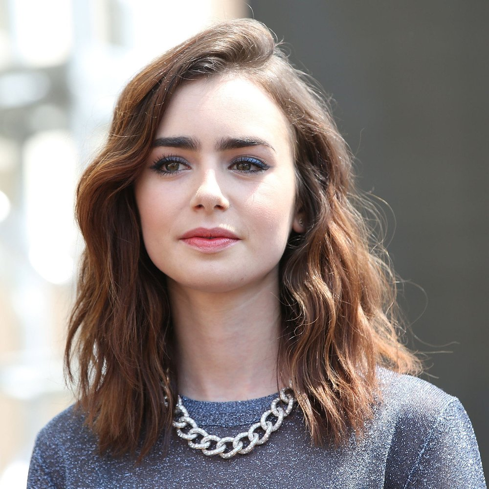 Lily Collins hat Sehnsucht nach England