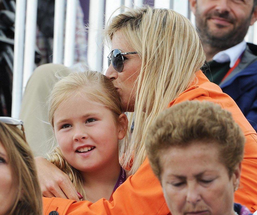Prinzessin Maxima: Ihre Tochter wird Tradition wiederaufnehmen