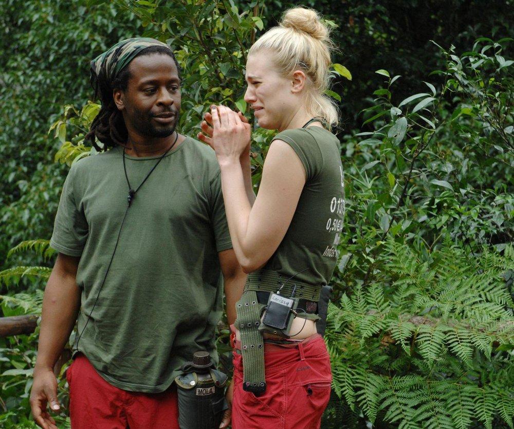 Dschungelcamp: Larissa bricht Showrekord